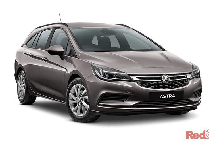 2018 Holden Astra LS+ BK MY18