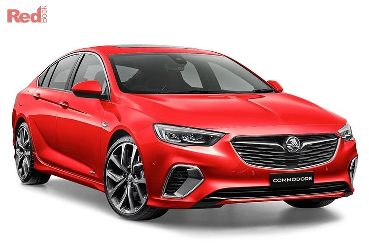2018 Holden Commodore VXR ZB MY18