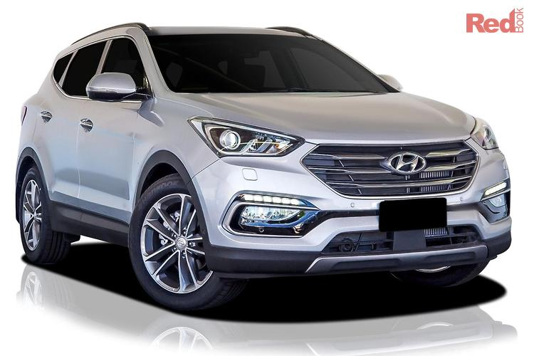 2016 Hyundai Santa FE Highlander DM3 Series II MY17