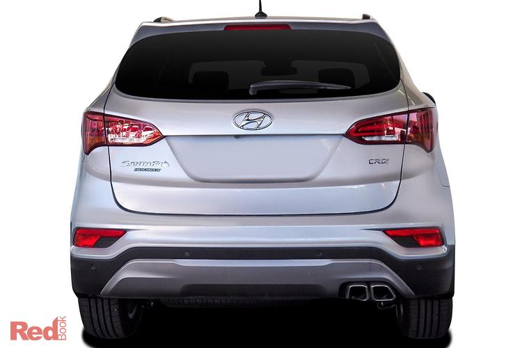2016 Hyundai Santa FE Highlander DM3 Series II MY17