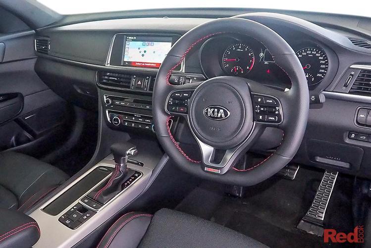 2017 KIA Optima GT JF MY18