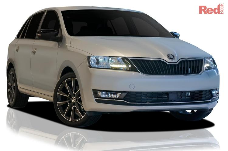 2017 Skoda Rapid  NH MY18