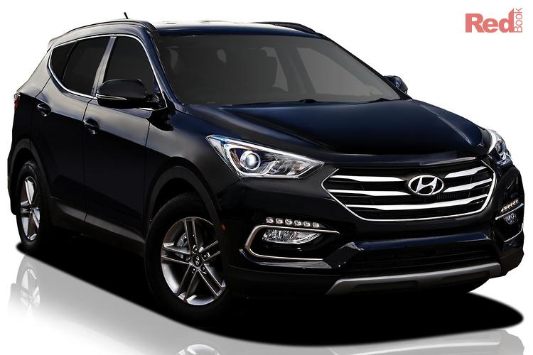 2017 Hyundai Santa FE Active DM3 Series II MY17