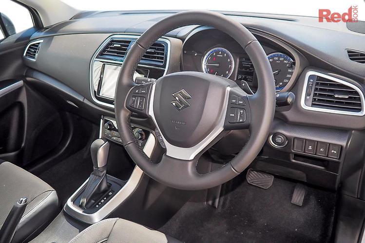 2018 Suzuki S-Cross Turbo Prestige JY