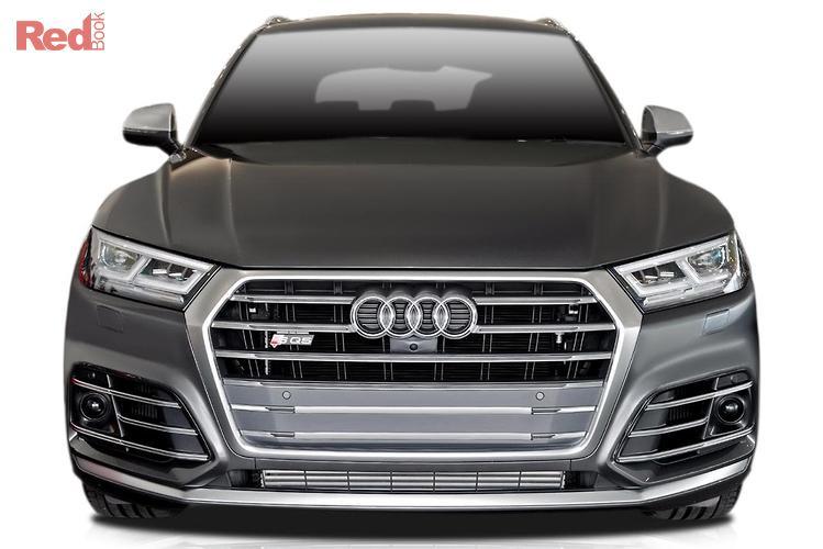 2017 Audi SQ5  FY MY17