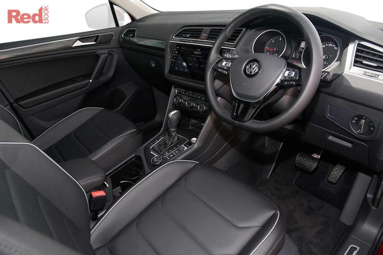 2017 Volkswagen Tiguan 140TDI Highline 5N MY18