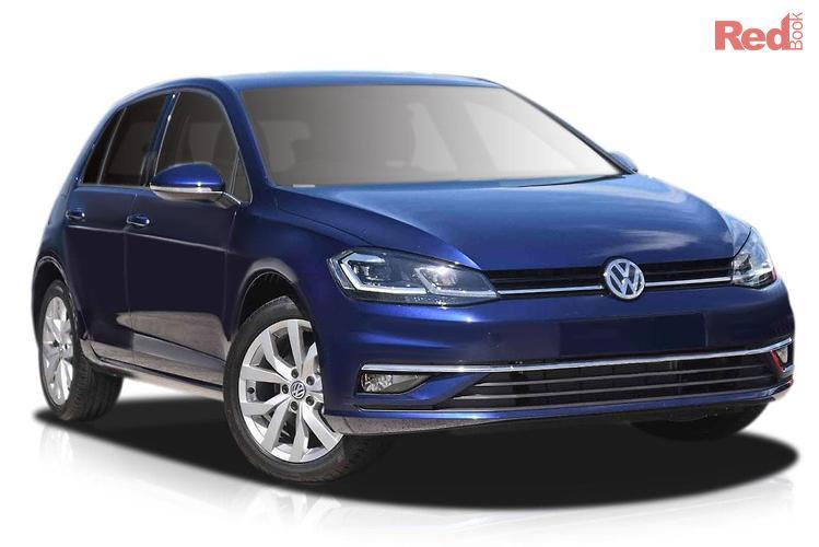 2017 Volkswagen Golf 110TSI Highline 7.5 MY18