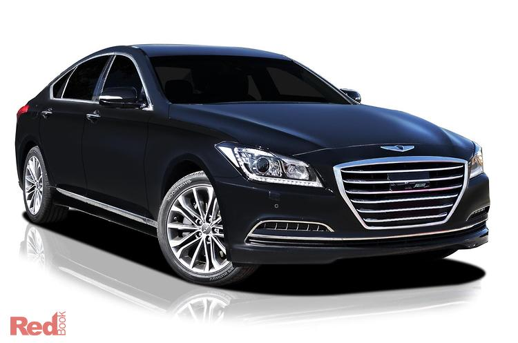 2016 Hyundai Genesis  DH