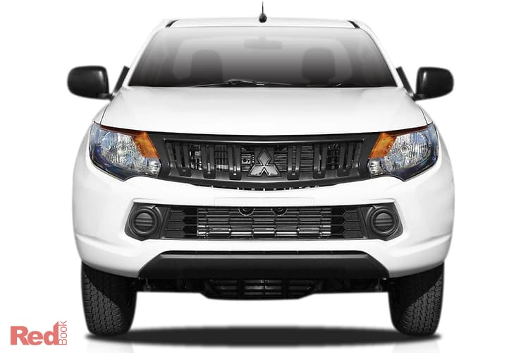 2018 Mitsubishi Triton GLX MQ MY18