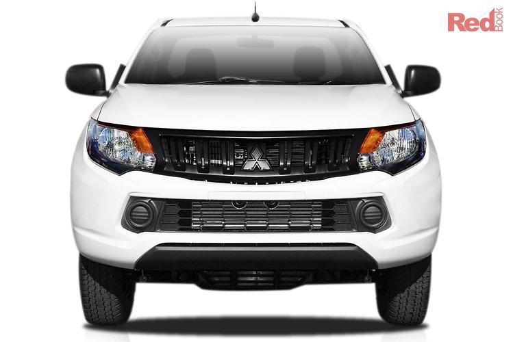 2018 Mitsubishi Triton Glx+ MQ MY18