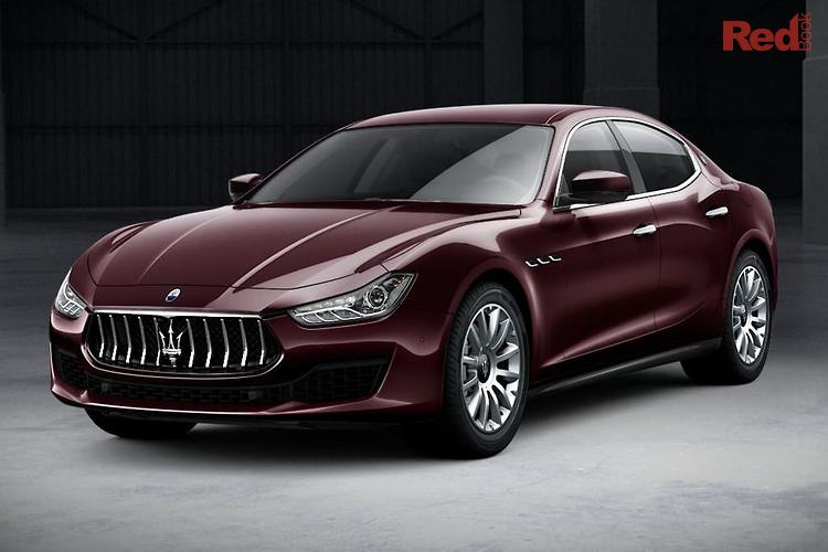 2020 Maserati Ghibli M157 MY20