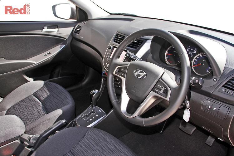 2017 Hyundai Accent SR RB4 MY17