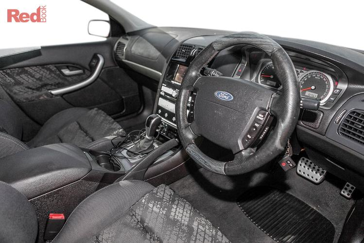 2006 Ford Falcon UTE XR6 Turbo BF