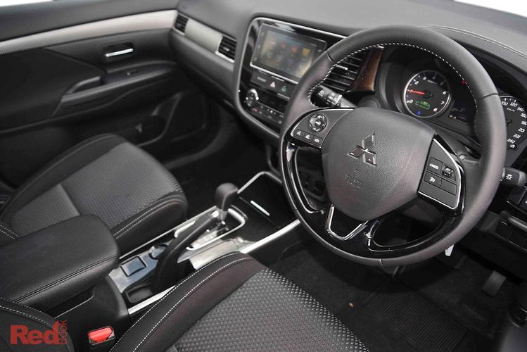 2017 Mitsubishi Outlander ES 2WD ZL MY18.5