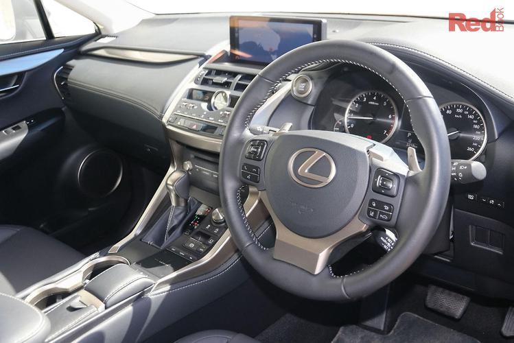 2019 Lexus NX NX300 Luxury AGZ15R 4X4 On Demand