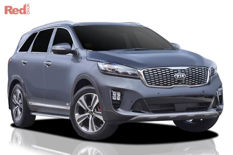 2019 KIA Sorento GT-Line UM MY19 4X4 On Demand