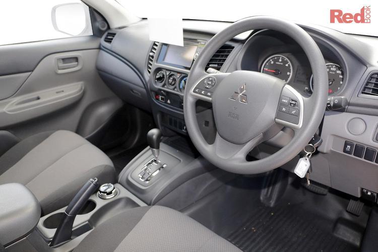 2017 Mitsubishi Triton GLX (4X4) MQ MY18