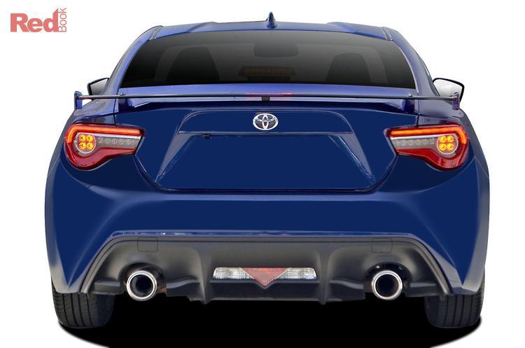 2017 Toyota 86 GTS ZN6
