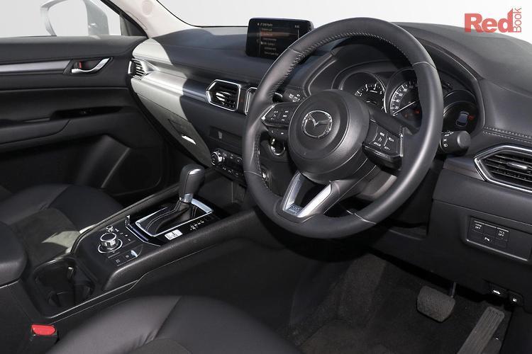 2018 Mazda CX-5 Touring KF Series 4X4 On Demand