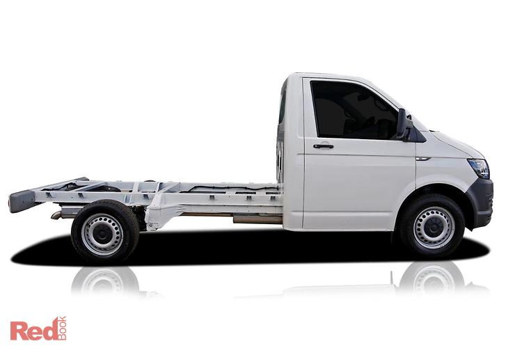 2018 Volkswagen Transporter TDI340 T6 MY18