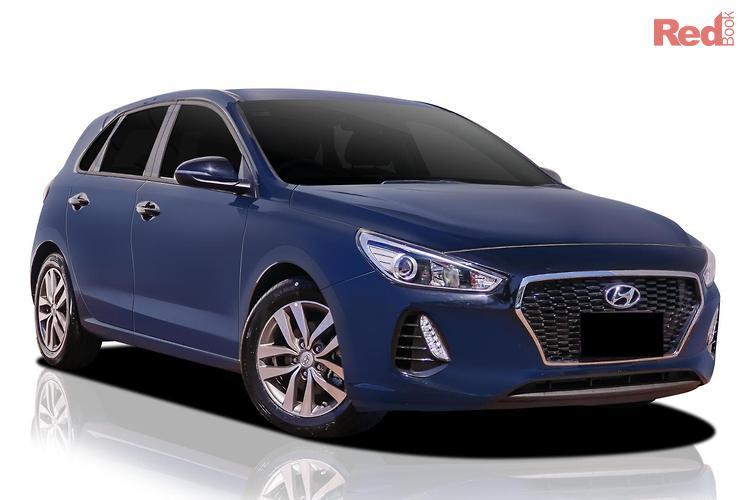 2018 Hyundai I30 Active PD MY18