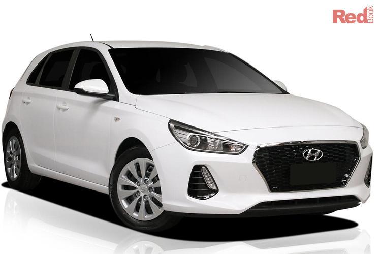 2018 Hyundai I30 GO PD MY18