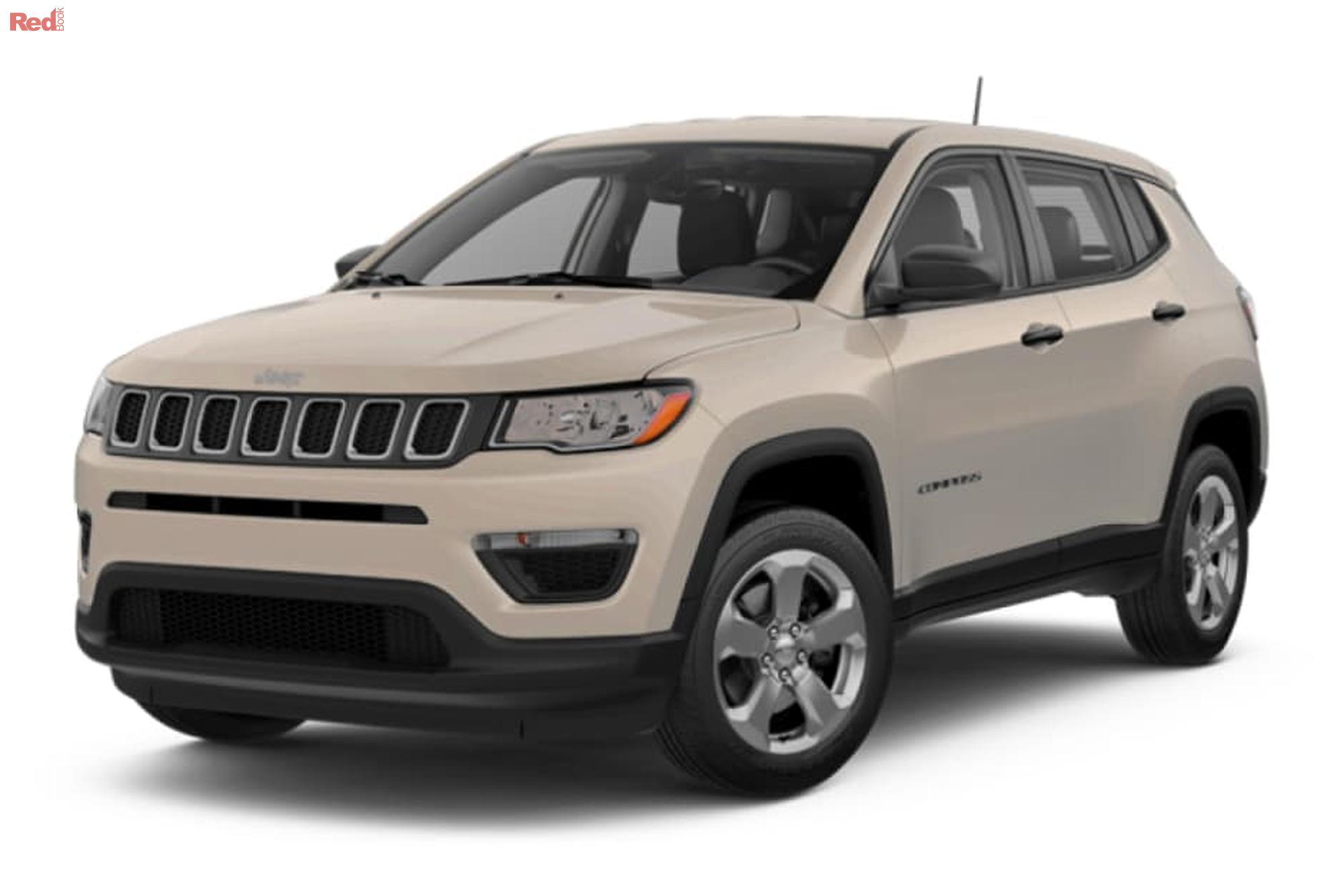 manual jeep compass