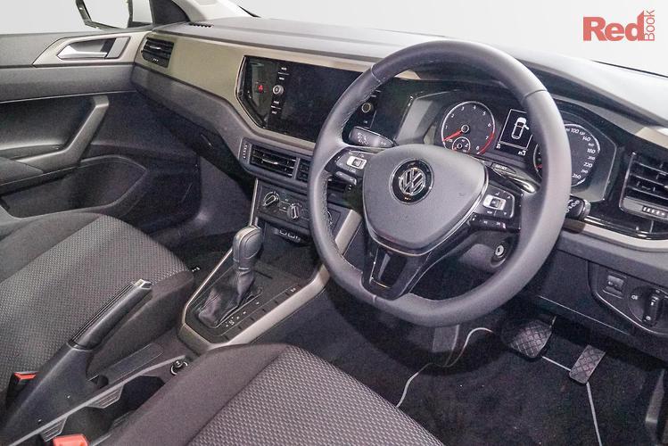 2018 Volkswagen Polo 70TSI Trendline AW MY19