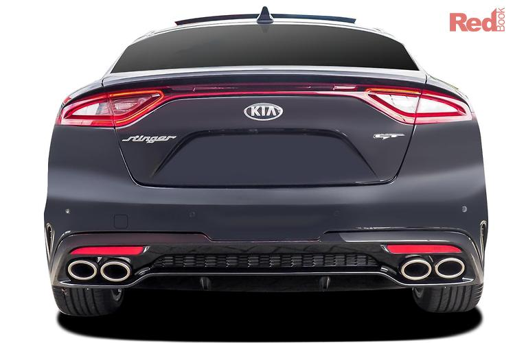 2018 KIA Stinger GT CK MY19