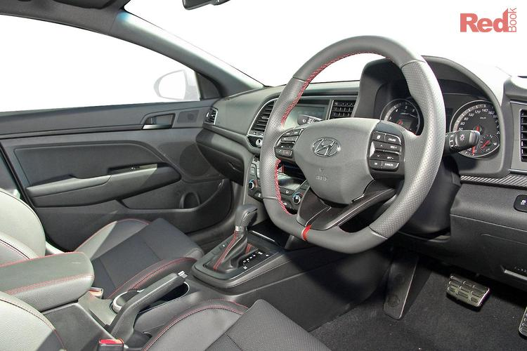 2018 Hyundai Elantra SR Turbo AD MY18