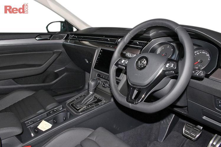 2018 Volkswagen Passat 140TDI Alltrack B8 MY18