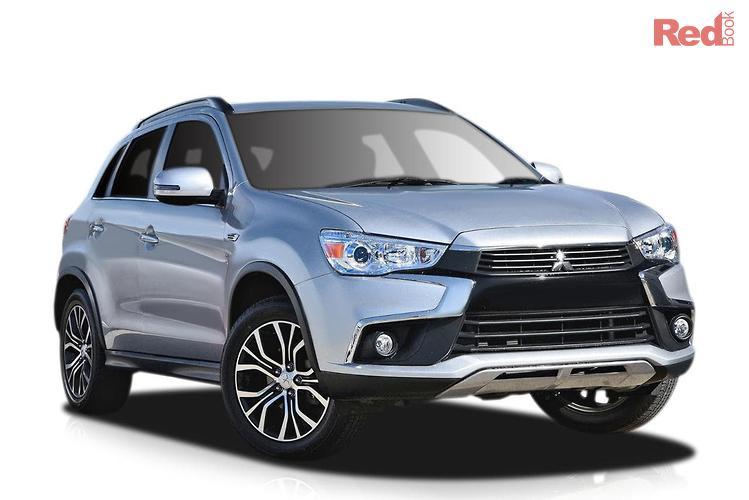 2017 Mitsubishi ASX LS XC MY17