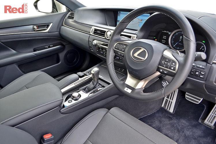 2015 Lexus GS GS350 F Sport GRL10R