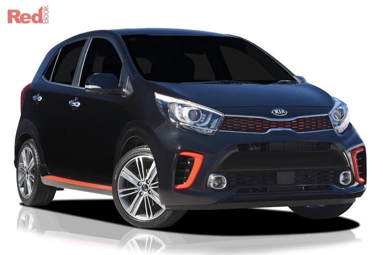 2018 KIA Picanto GT-Line JA MY18
