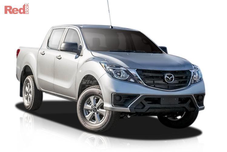 2020 Mazda BT-50 XT HI-Rider UR