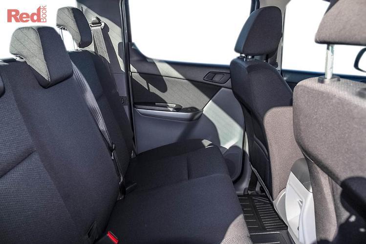 2019 Mazda BT-50 XT HI-Rider UR