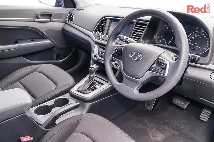 2018 Hyundai Elantra Active AD MY18