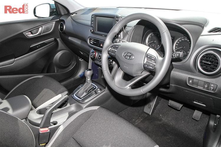 2017 Hyundai Kona Active OS MY18