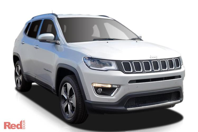 2017 Jeep Compass Limited M6 MY18 4X4 On Demand