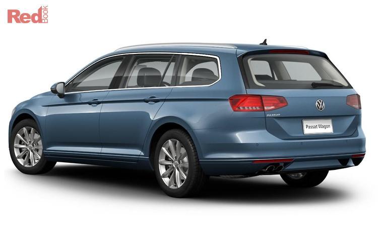 2018 Volkswagen Passat 132TSI Comfortline B8 MY18
