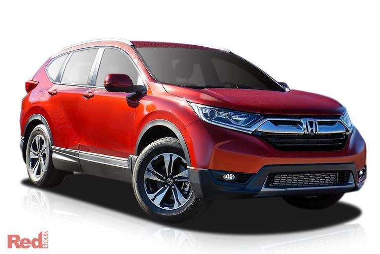 2019 Honda CR-V VTI RW MY19