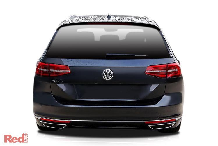 2018 Volkswagen Passat 206TSI R-Line B8 MY19
