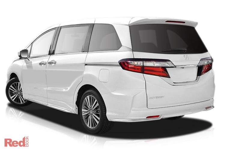 2019 Honda Odyssey VTI-L 5TH GEN MY19