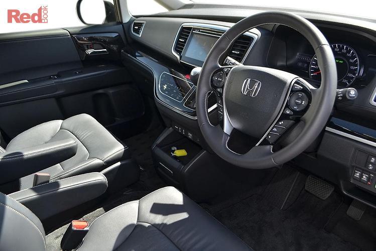 2018 Honda Odyssey VTI-L 5TH GEN MY18