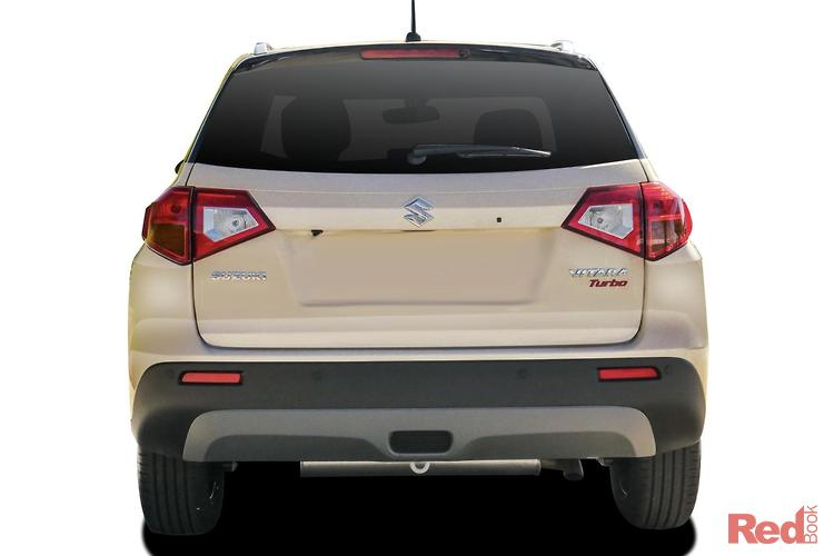 2018 Suzuki Vitara S Turbo LY
