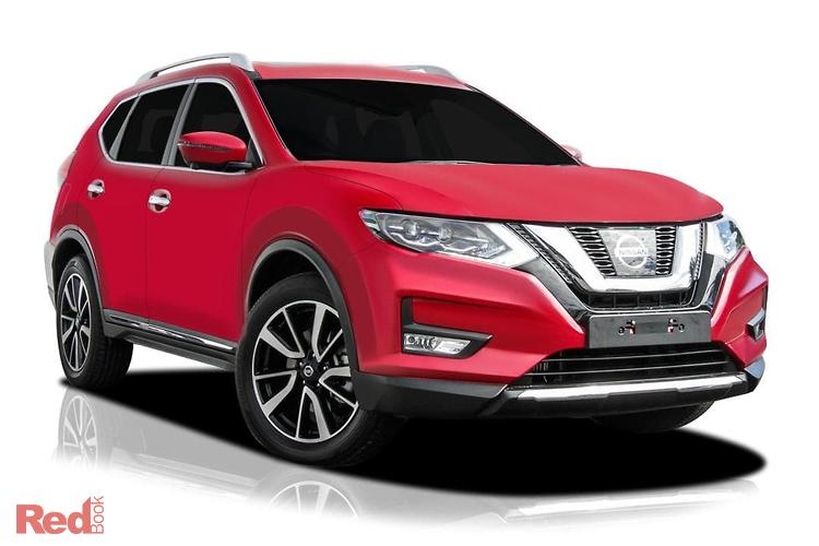 2019 Nissan X-Trail TL T32 Series II 4X4 On Demand