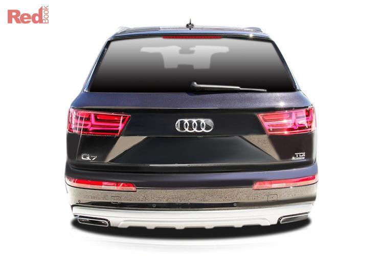 2018 Audi Q7 TDI 4M MY18
