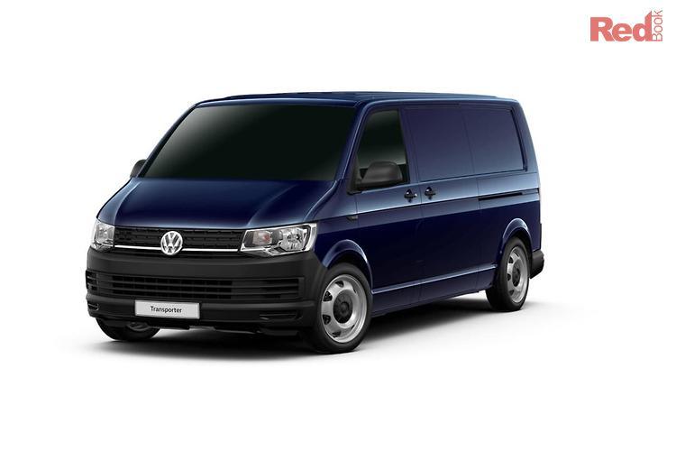 2018 Volkswagen Transporter TDI400 T6 MY18