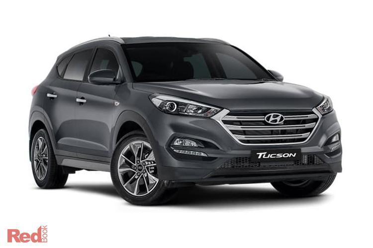 2018 Hyundai Tucson Trophy TL2 MY18