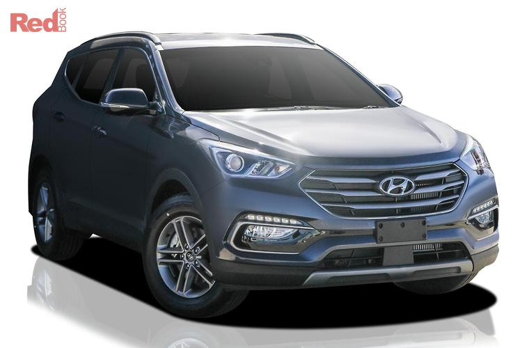 2018 Hyundai Santa FE Active DM5 Series II MY18